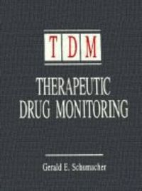 Therapeutic drug monitori
