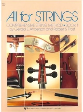 Viola all for strings comprehensive string method