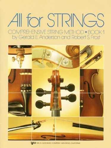 All for strings v 1 cello