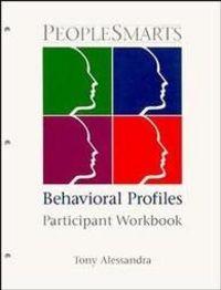 Behavioral profiles participant workbo