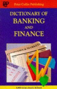 Dict.of banking and finance