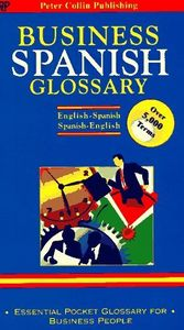 Business spanish glossary