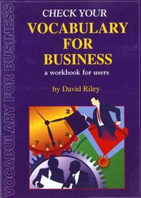 Vocabulary for business wb users