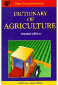 Dict.of agriculture 2ª