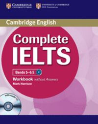 Complete ielts bands 5-6.5 workbook without answers with aud