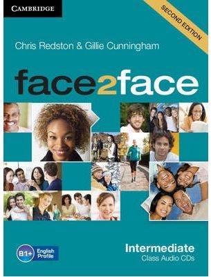 Face2face intermediate class audio cds (3) 2nd edition