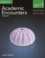 Academic encounters level 1 students book