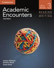 Academic encounters level 3 students book