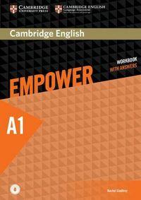 Empower starter a1 wb key/audio 16