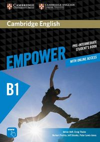 Empower pre-intermediate st 15 with pract.wb