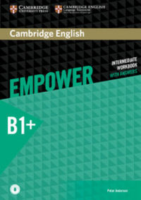 Empower intermediate wb 15 with answers with d.cd