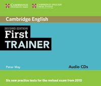 First trainer for 2015 exams audio cds