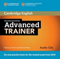 Advanced trainer for 2015 exams audio cds