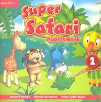 Super safari 1 st+dvd 15