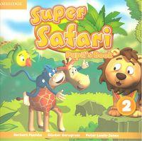 Super safari 2 st+dvd 15