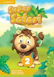 Super safari level 2 flashcards (pack of 71)