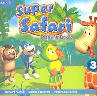 Super safari 3 st+dvd 15