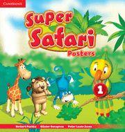 Super safari level 1 posters (10)
