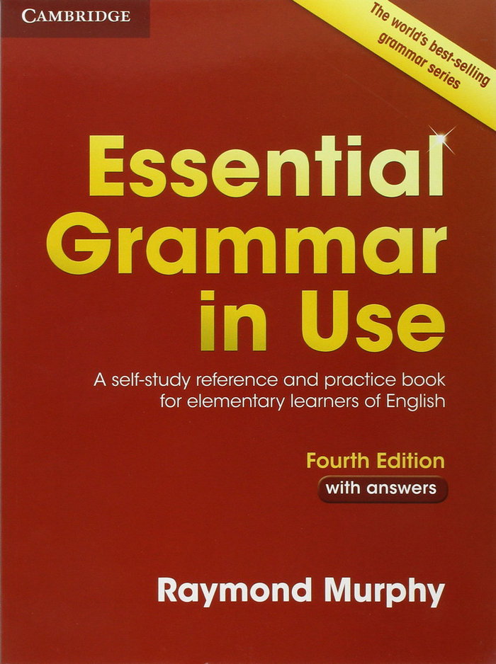 Essential grammar in use with answers 4ºed