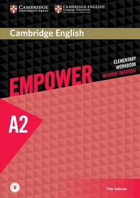 Empower elementary a2 wb without answers 15