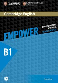 Empower pre-intermediate wb 15 without answers+cd