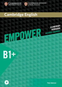 Empower intermediate wb 15 without answ.with d.cd