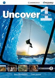 Uncover. student's book. level 1