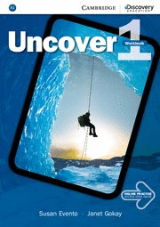 Uncover. workbook with online practice. level 1