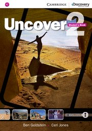 Uncover. student's book. level 2