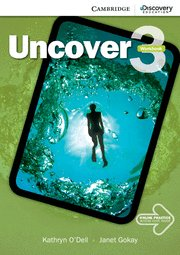 Uncover. workbook with online practice. level 3