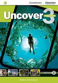 Uncover 3 teacher