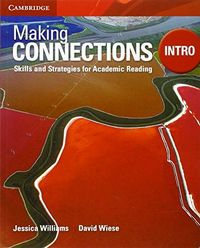 Making connections intro st 2ed 16