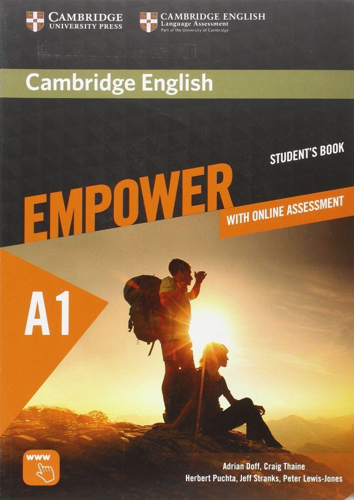 Empower start a1 sb/online assessment