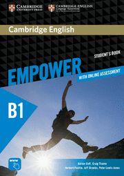 Empower pre-intermediate st 15 with online