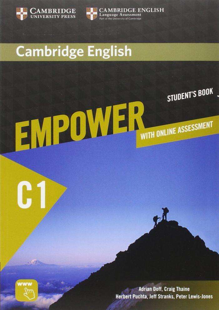Empower adv c1 sb/online assessment 16