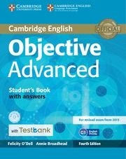 Objective advanced st with answers+cd 4ªed