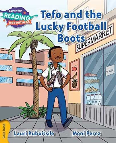 Tefo and the lucky football boo
