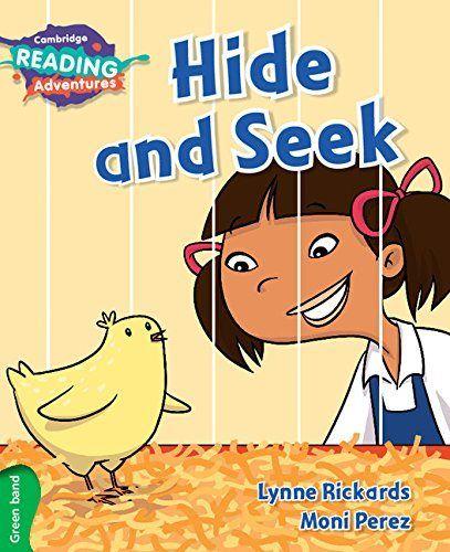 Hide and seek green band