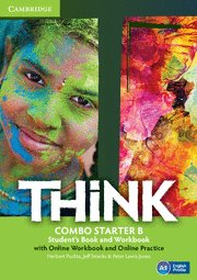Think combo b with online workbook and online prac