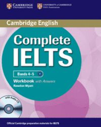 Complete ielts bands 4-5 workbook with answers with audio cd