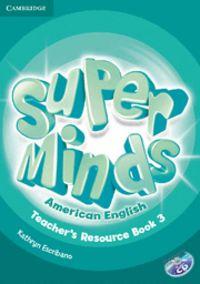 Super minds american english level 3 teacher's resource book