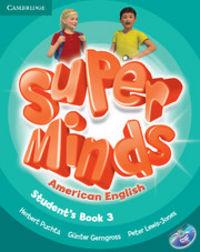 Super minds american english level 3 flashcards