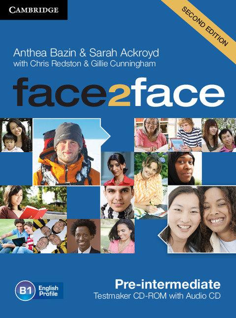 Face2face pre-intermediate testmaker