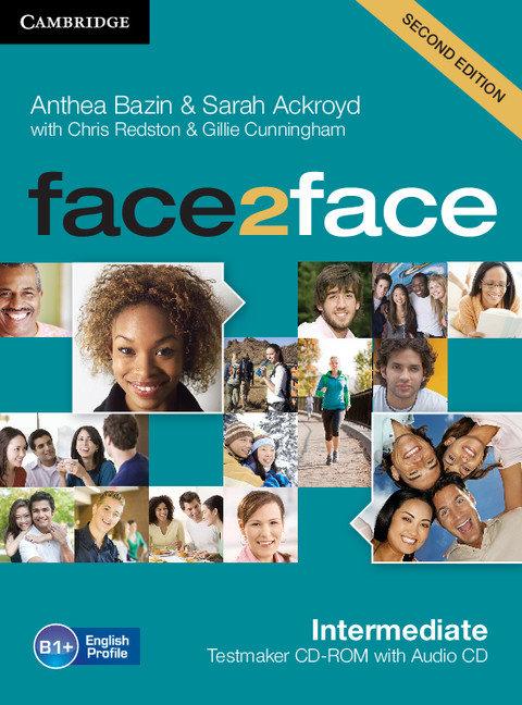 Face2face intermediate testmaker cd-rom and audio cd 2nd edi