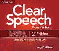 Clear speech from the start class and assessment audio cds (