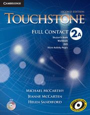 Touchstone level 2 full contact a 2nd edition