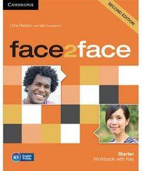 Face 2 face starter wb+key 2ªed