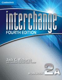 Interchange level 2 workbook a 4th edition
