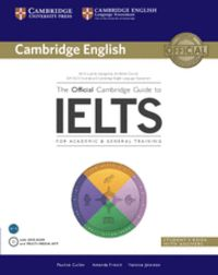 The official cambridge guide to ielts student's book with an