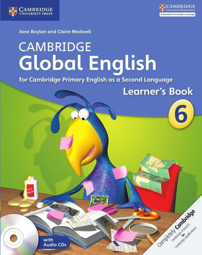 Cambridge global english stage 6 learner's book wi